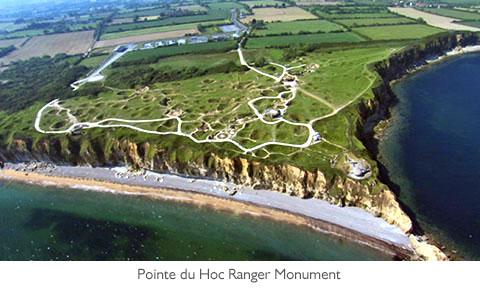 No16-Normandy-Pointe-du-Hoc-Ranger-Monument